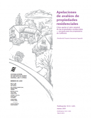 Residential Property Assessment Appeals Publication 30, Spanish Version