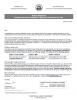 Residential Construction Project Information Form (Sample)